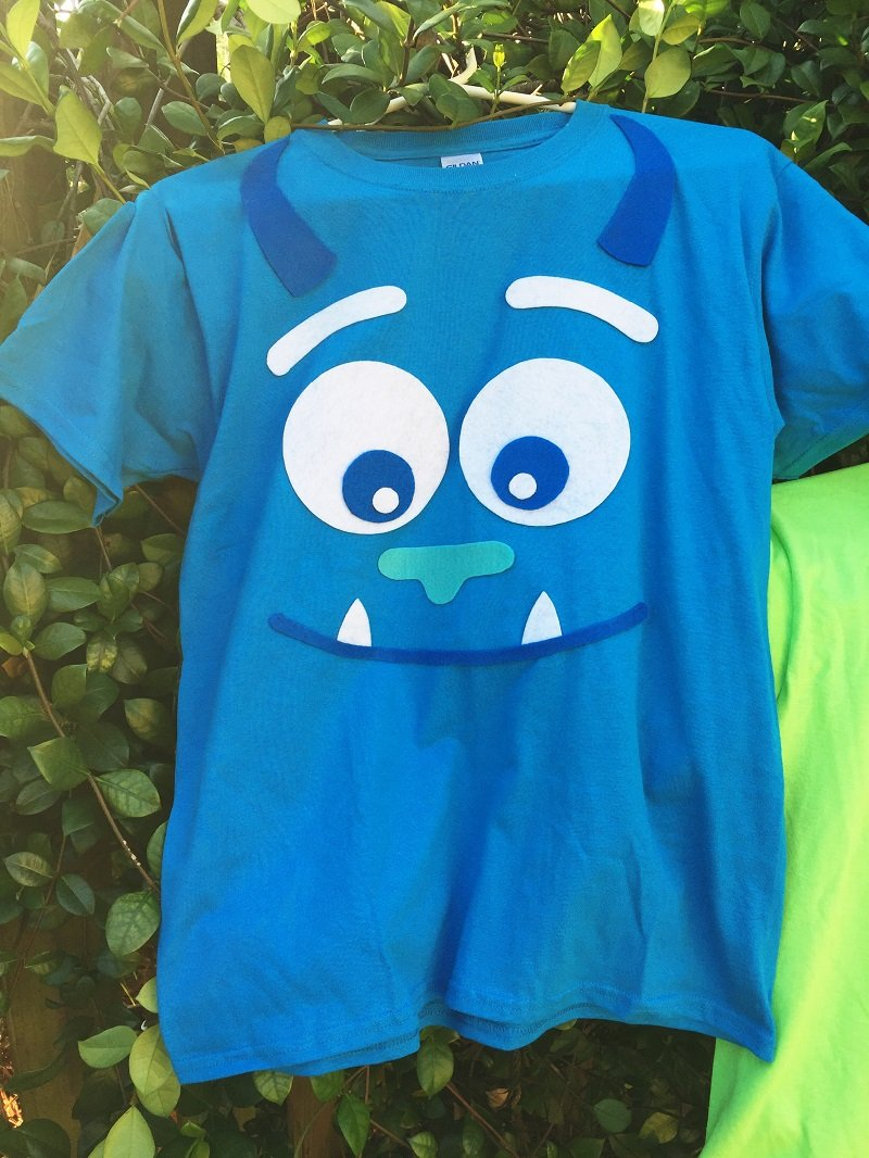 Monsters Inc Halloween Costume Sully