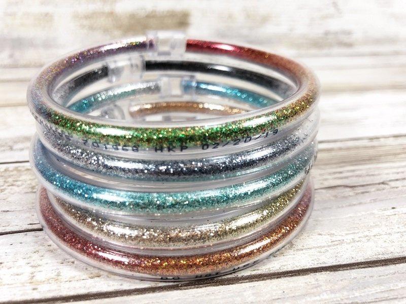 Craft Lightning Glitter Crafts Creatively Beth #creativelybeth #craftlightning #glitter #crafts #jewelry #15minutecrafts