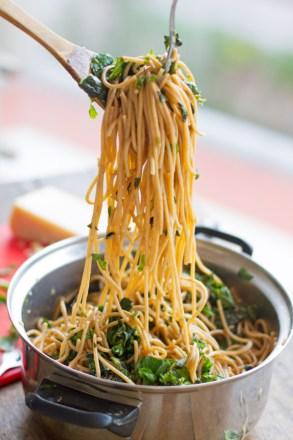 Garlic-Butter-Spaghetti-4
