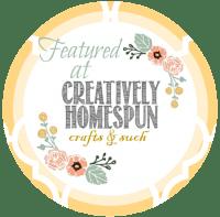 Creatively Homespun