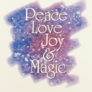 PeaceLoveJoyMagic