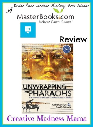 Unwrapping the Pharaohs review