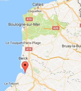 Baie de Somme Maps