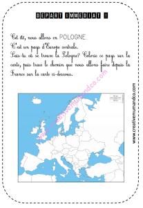 Carnet de voyage Pologne 2