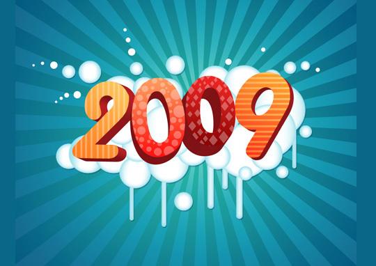 2009-text-effect