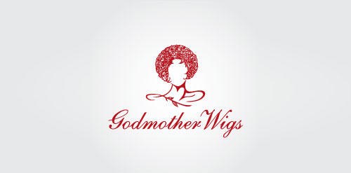 Godmother wigs