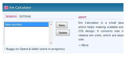 em-calculator