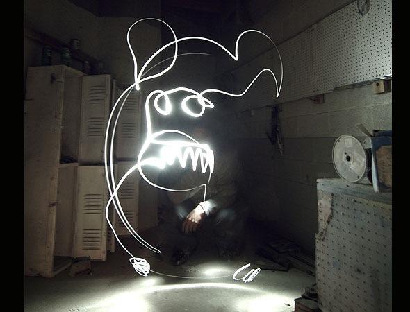 light-monster