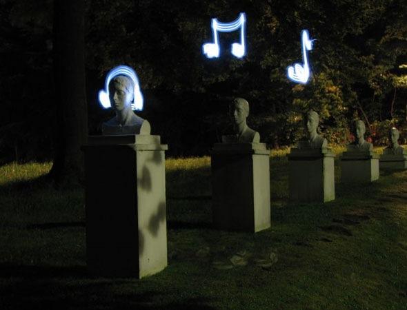 music-light