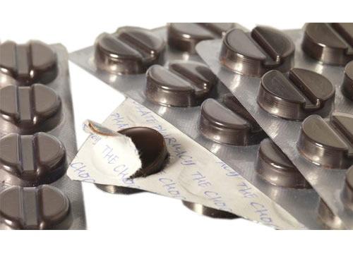 choco-pills