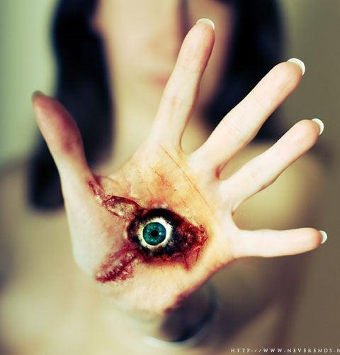 eye-hand