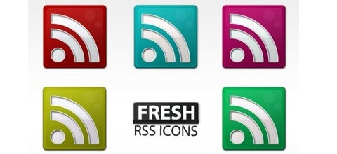 fresh-rss-icons