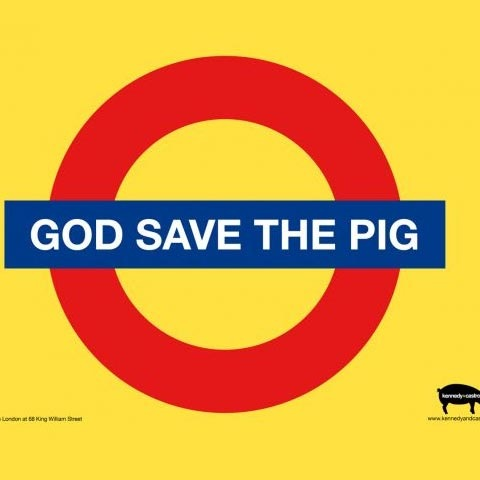 godsavepig 100 Most Funny and Creative Advertisement Designs