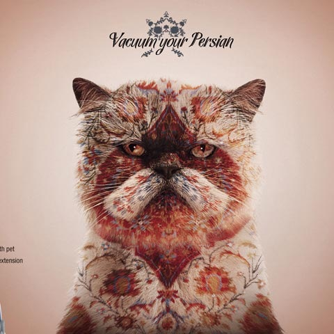 vacum 100 Most Funny and Creative Advertisement Designs