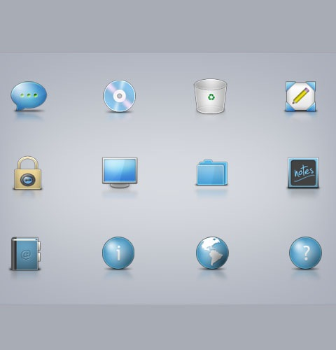 micro-os-icon-pack