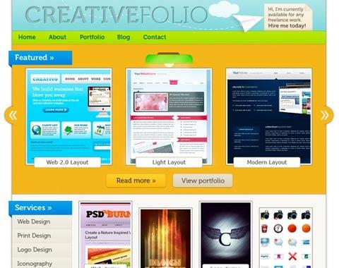 creative-folio