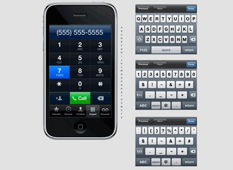 i-phone-vector-kit