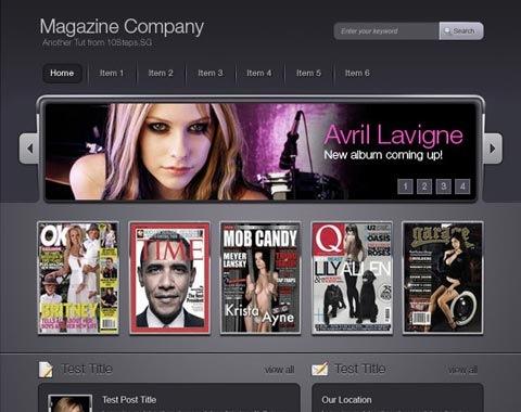 magazine-company