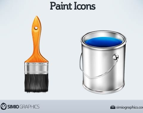 paint-icon-set