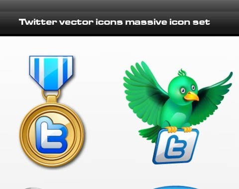 twitter-vector-icons