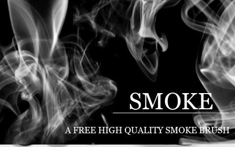smoke-brush