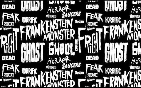 horror-type
