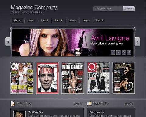 magzine-company
