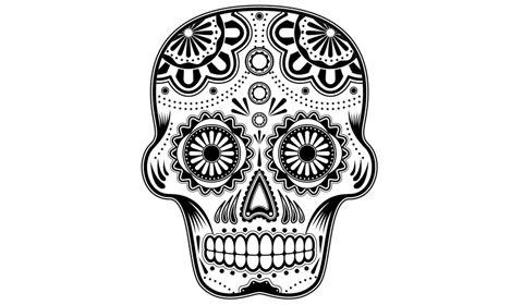 vector-sugar-skull