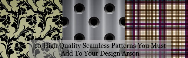 highquality-pattern-banner