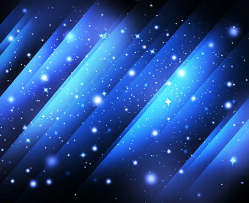 create-light-star-background