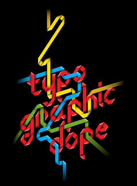 type-graphic