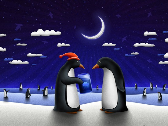 penguin-chrsitams