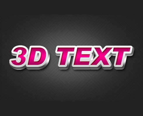 3dtext