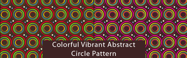 color-abstract-circle-pattern-banner