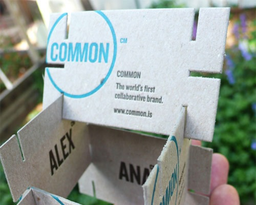 common-business-card