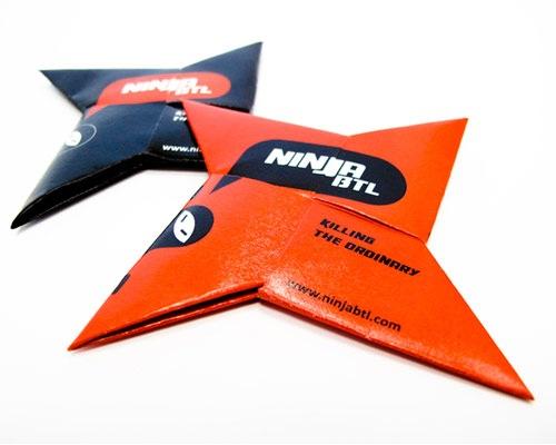 ninja-business-card-design
