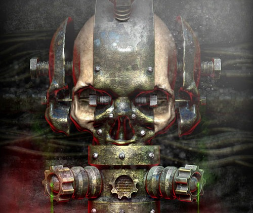 rusty-metalic-skull