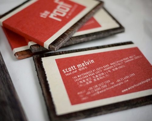 the-roof-business-card