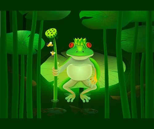 frog-illlustration