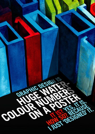 huge-water-colour-numbers-on-a-poster