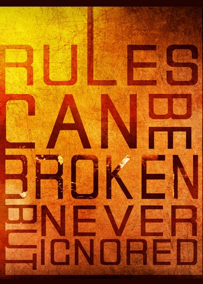 rules-can-be-broken