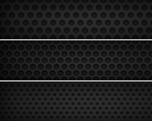 metal-grid-pattern