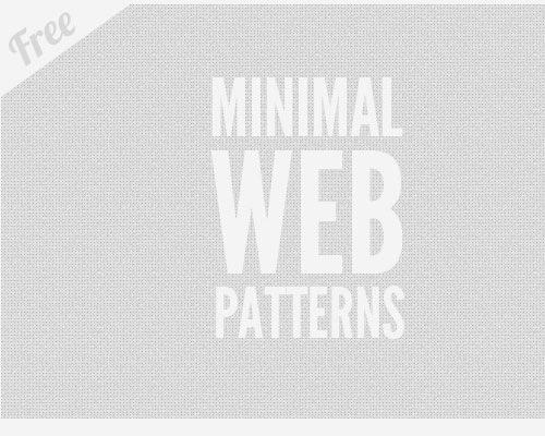 minmial-web-patterns