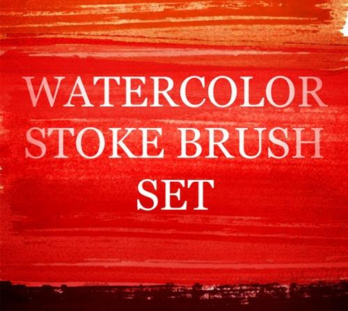 watercolor-stroke-brushes