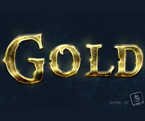 gold-text-effect