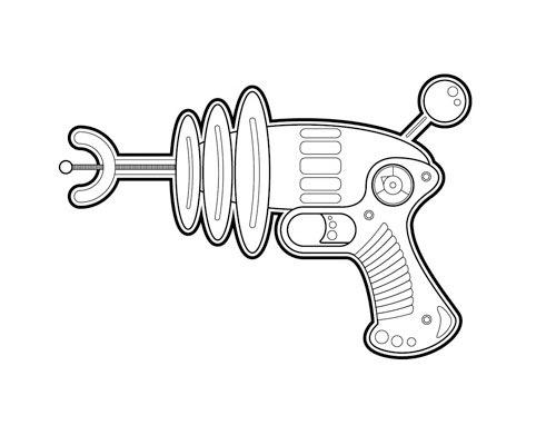 gunillustration Best Of Web And Design In September 2012