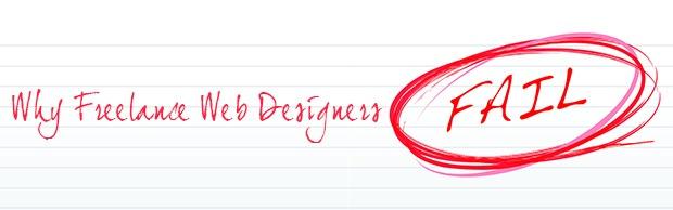 why-freelance-web-designers-fail