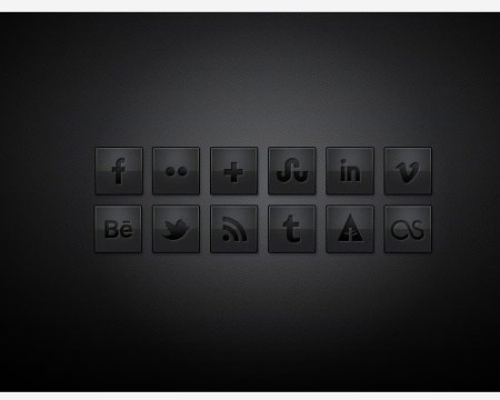darkicons 40 Best Free Icon Sets Released 2012