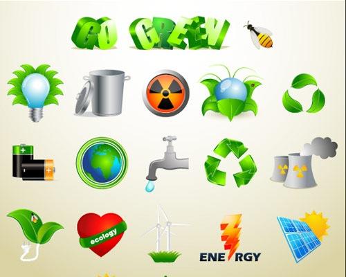 eco-icon-set