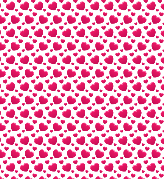 purple-valentine-heart-pattern-2